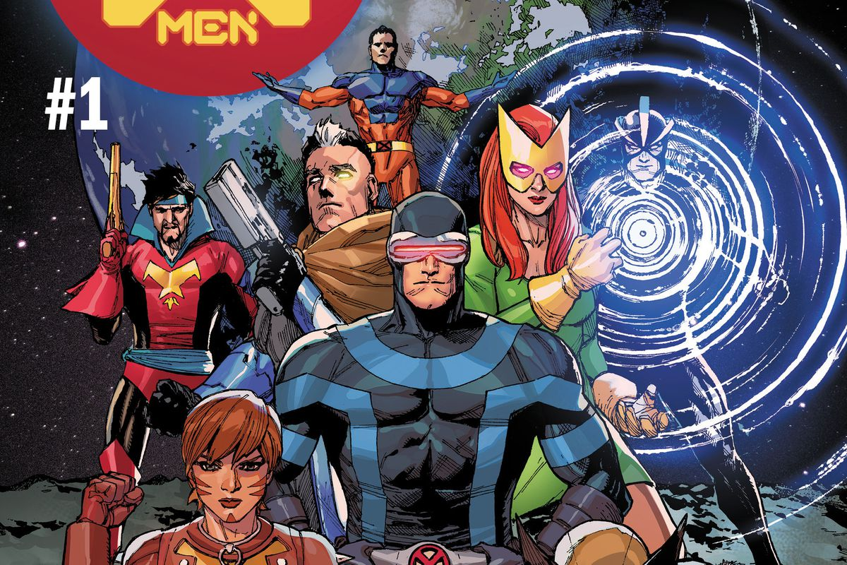 Image result for jonathan hickman x-men #1 october