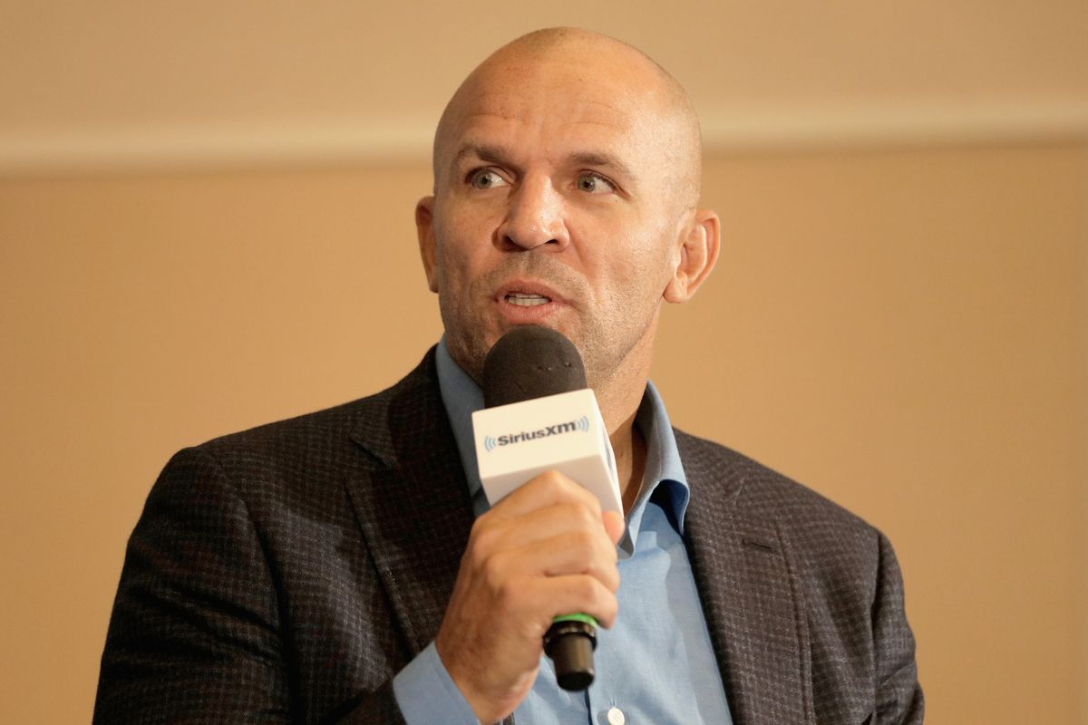 0e63cccfc80 Jason Kidd is basically campaigning to be Lakers head coach, despite rumors  of his candidacy getting shot down and Luke Walton still being employed
