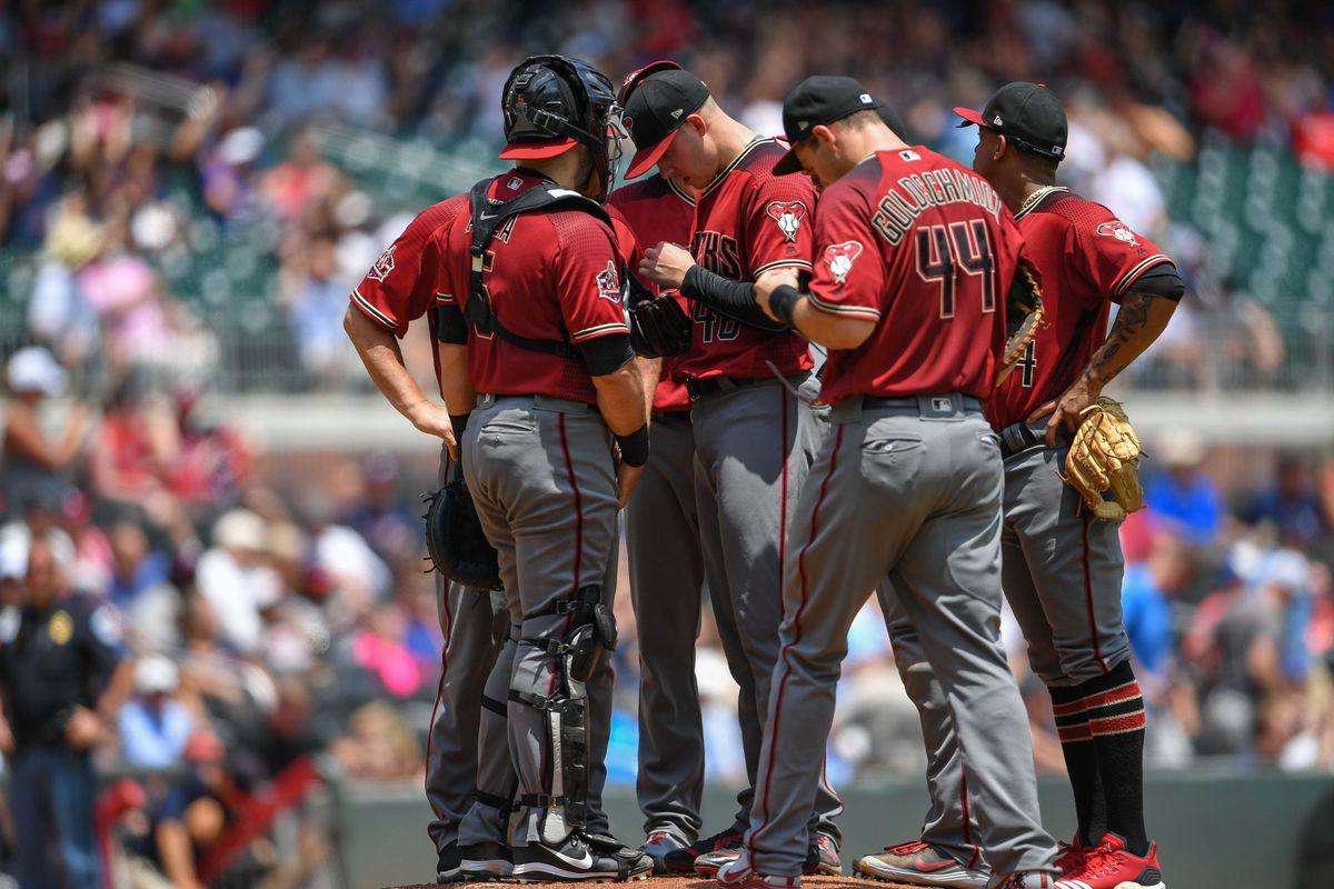 Arizona Diamondbacks 1, Atlanta Braves 5: One bad inning - AZ Snake Pit