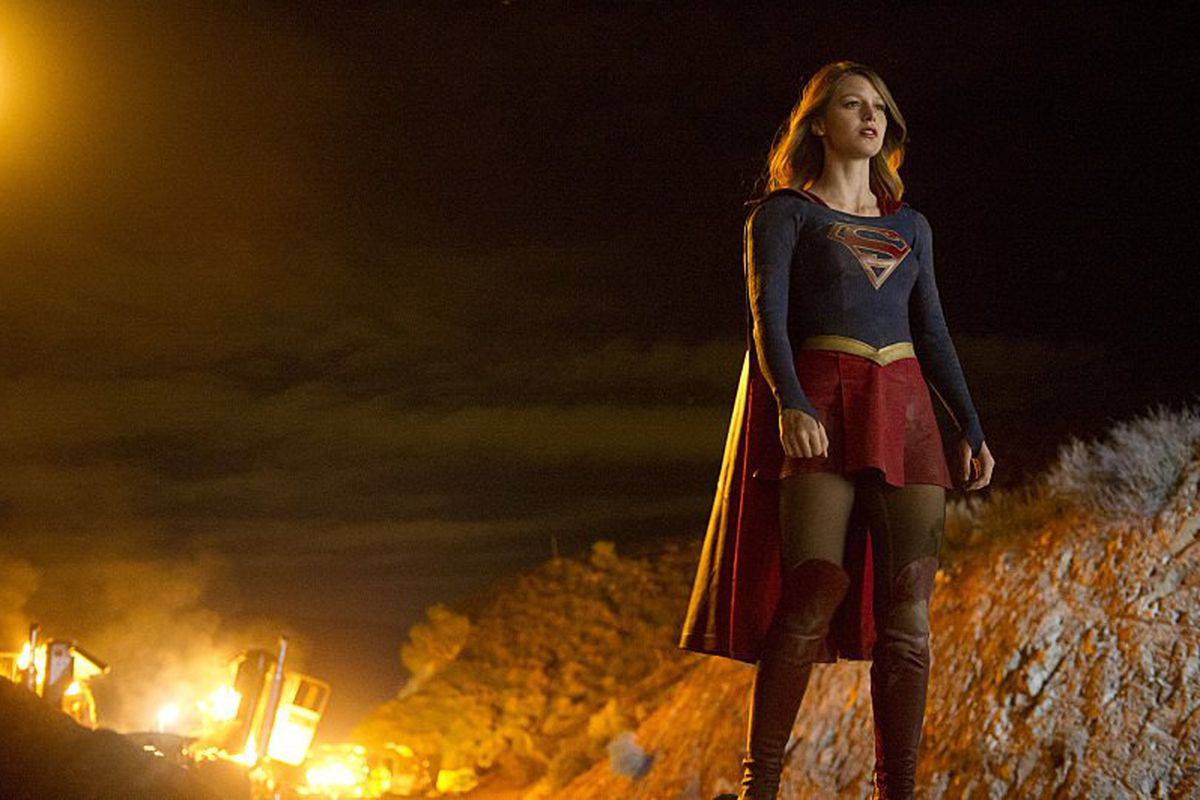 Supergirl will return for a second season, but on a different network.