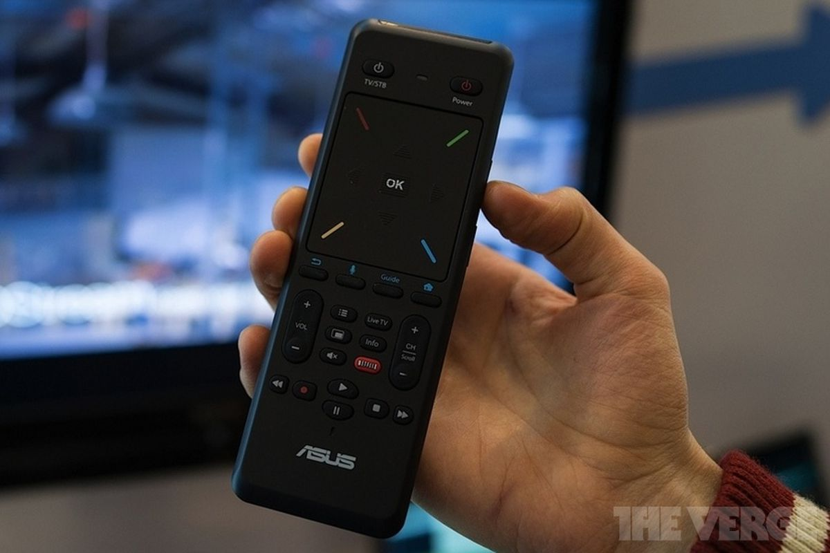 remote control netflix button asus stock 1020