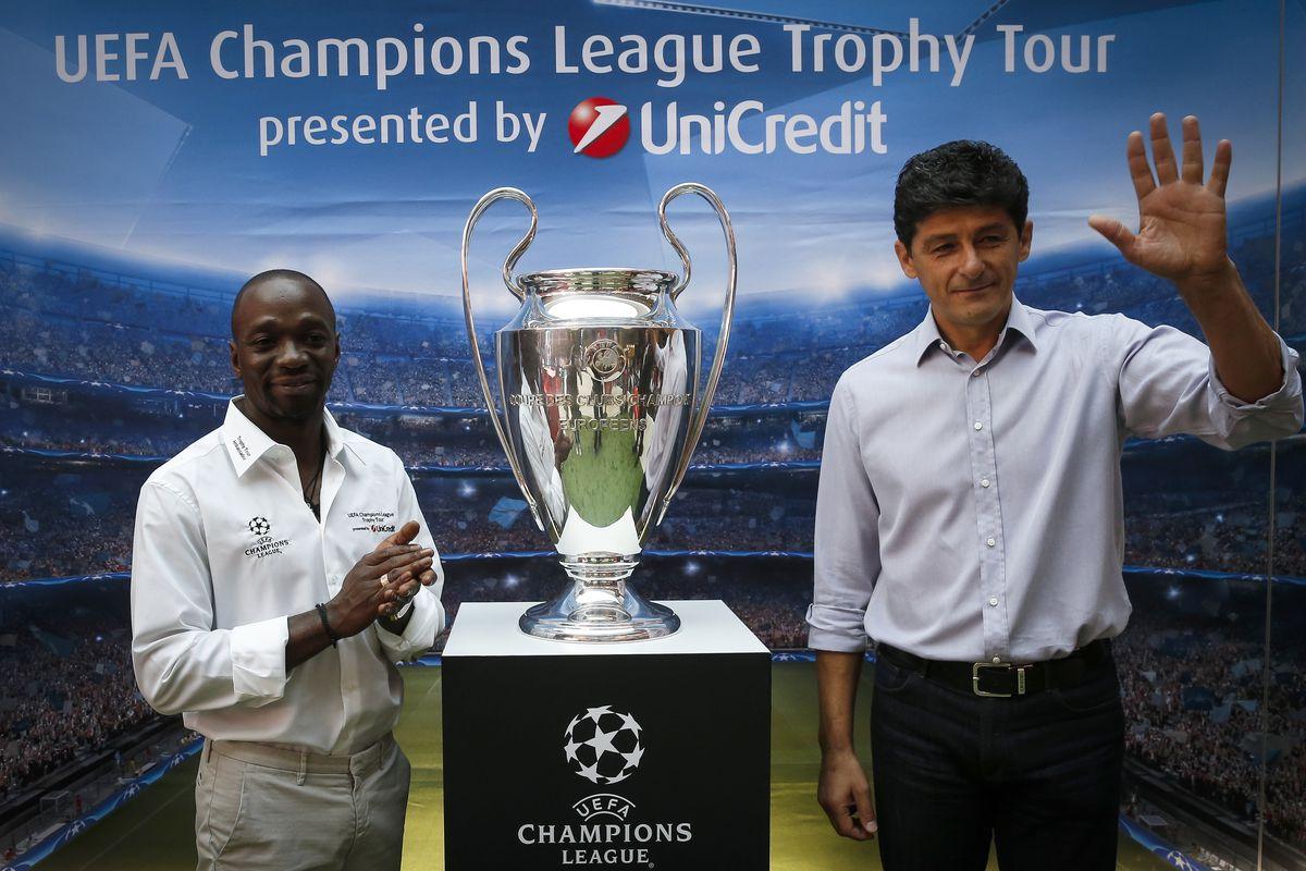 UEFA Champions League Trophy Tour - by UniCredit