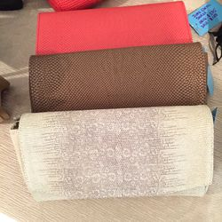 June clutches, $100, from $275