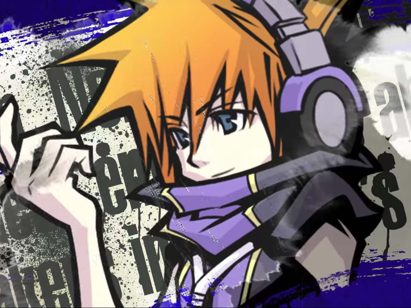 The World Ends With You Final Remix Launches In October Polygon
