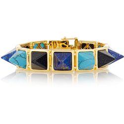 Bracelet with stones, $40