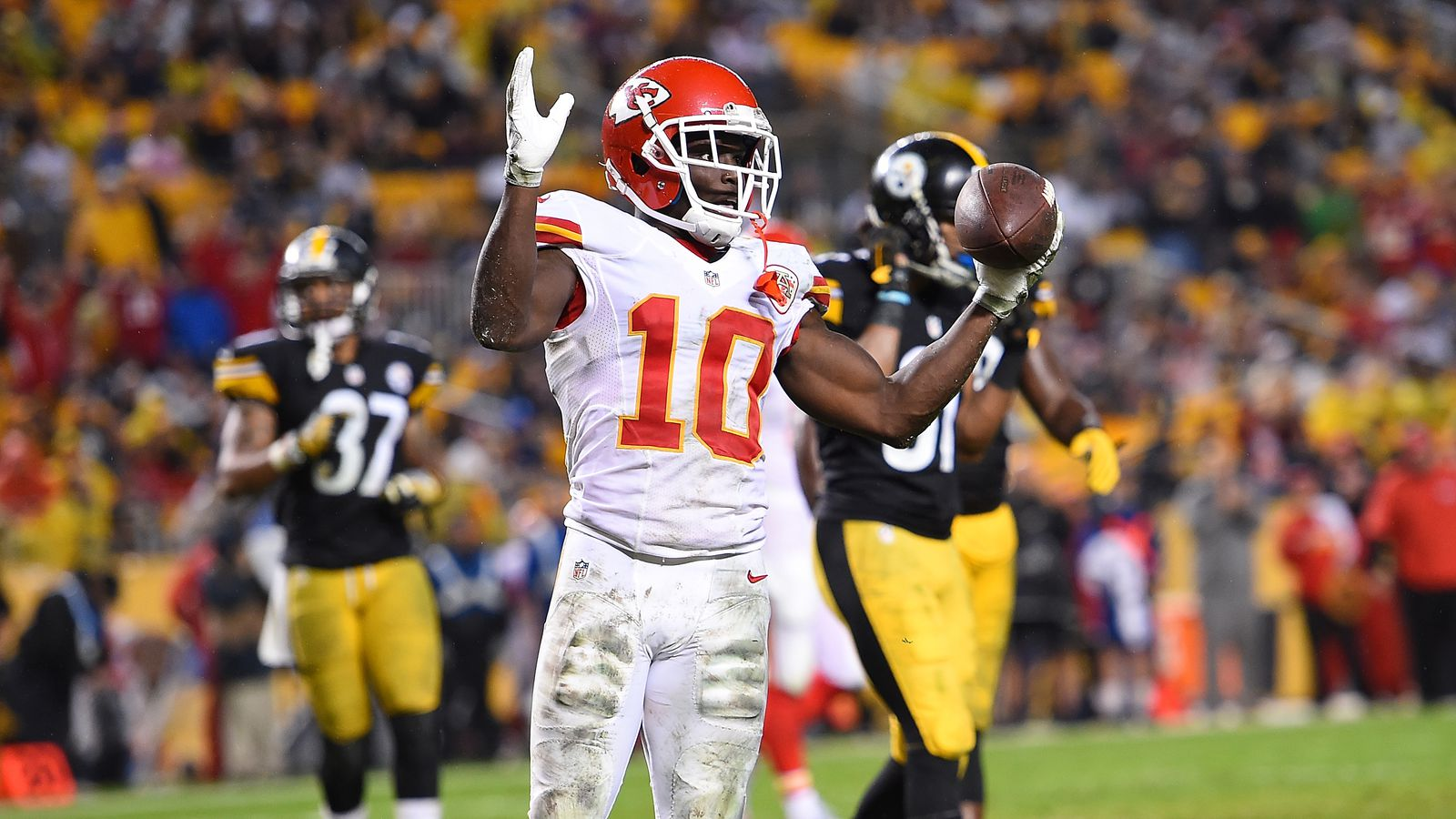 very if Tyreek dangerous Chiefs The Hill be keep can can