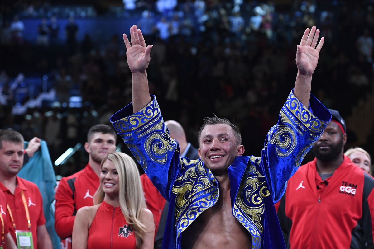 Gennadiy Golovkin strikes deal with Matchroom to promote