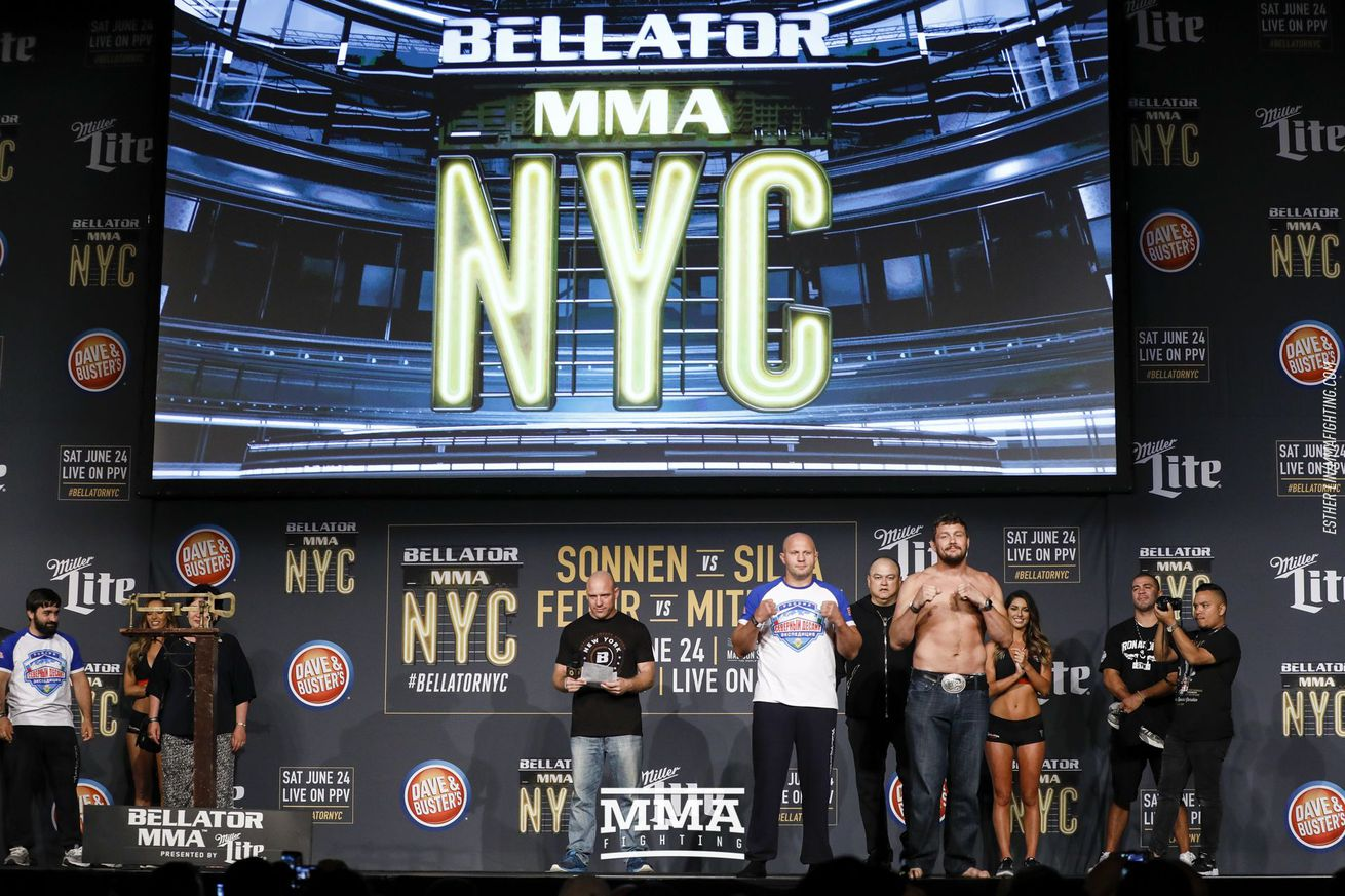 Bellator NYC predictions