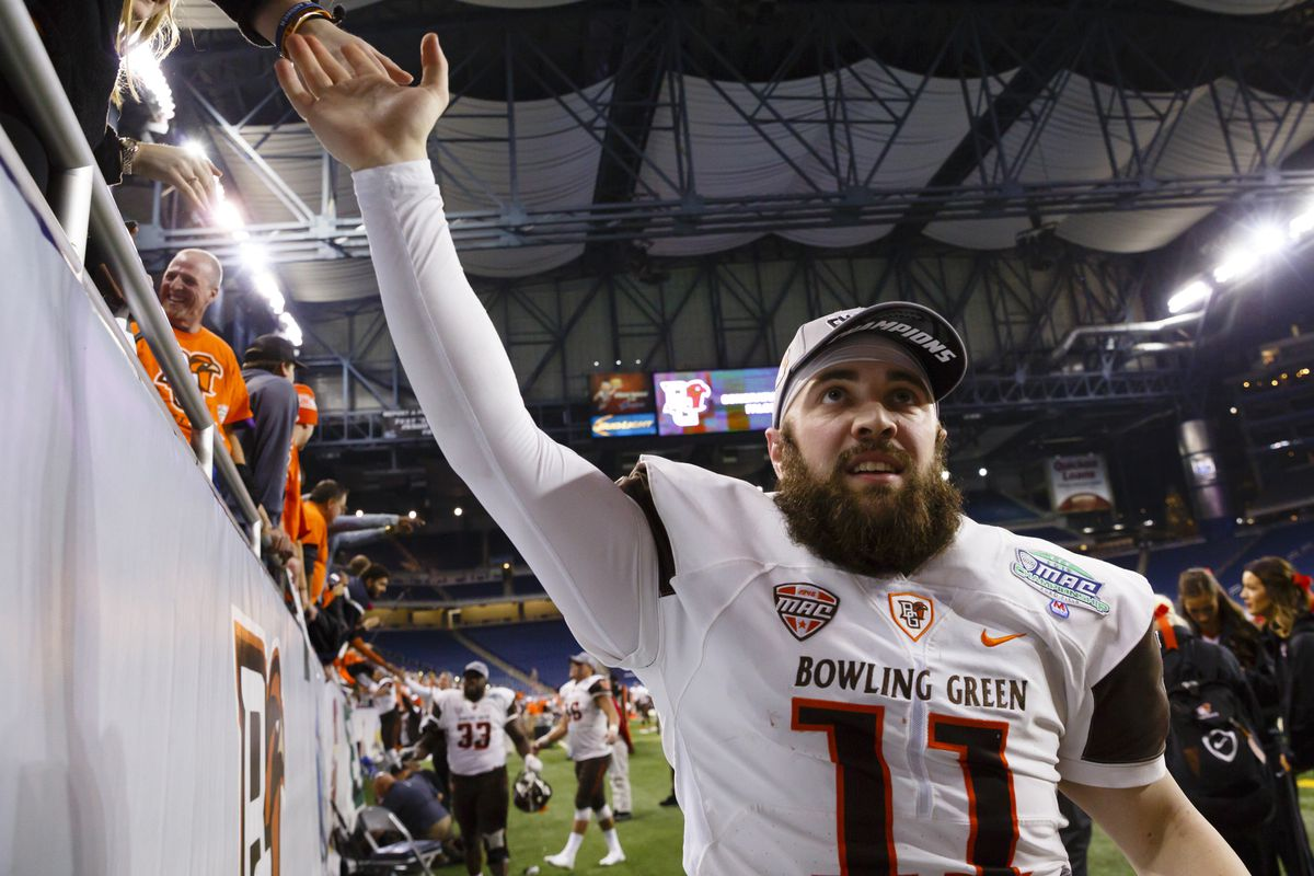 Former Bgsu Quarterback Matt Johnson Announces Retirement Will Join