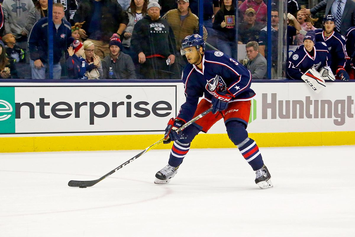 factory price 1c75e 725ef NHL's best players under age 25 for 2017: Seth Jones comes ...