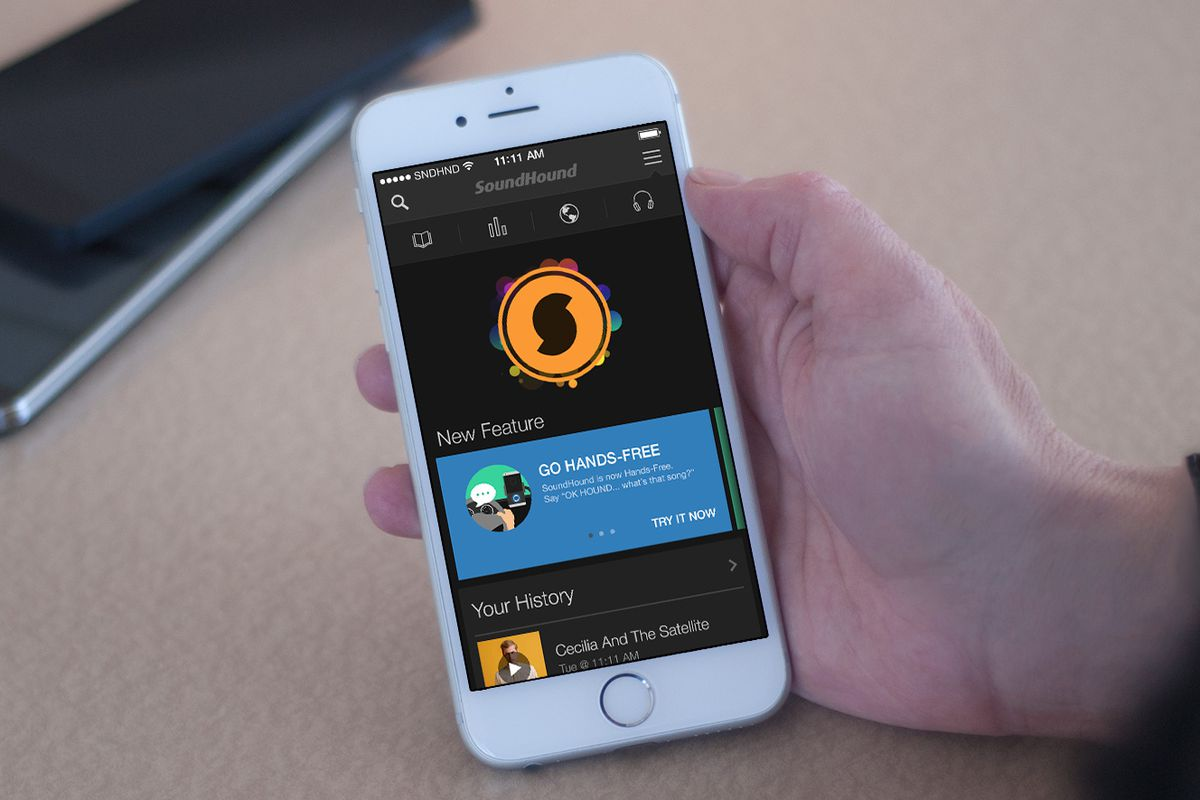 SoundHound adds powerful voice control for hands-free music