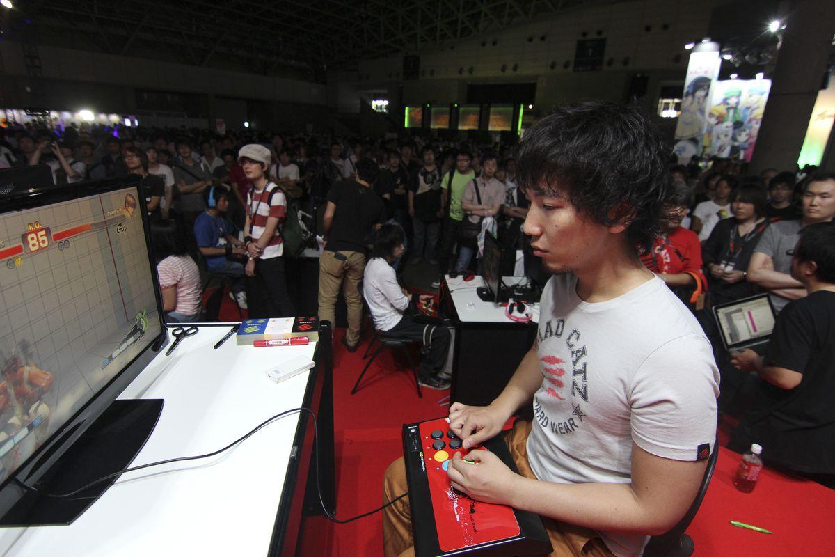 Daigo at TGS 2013