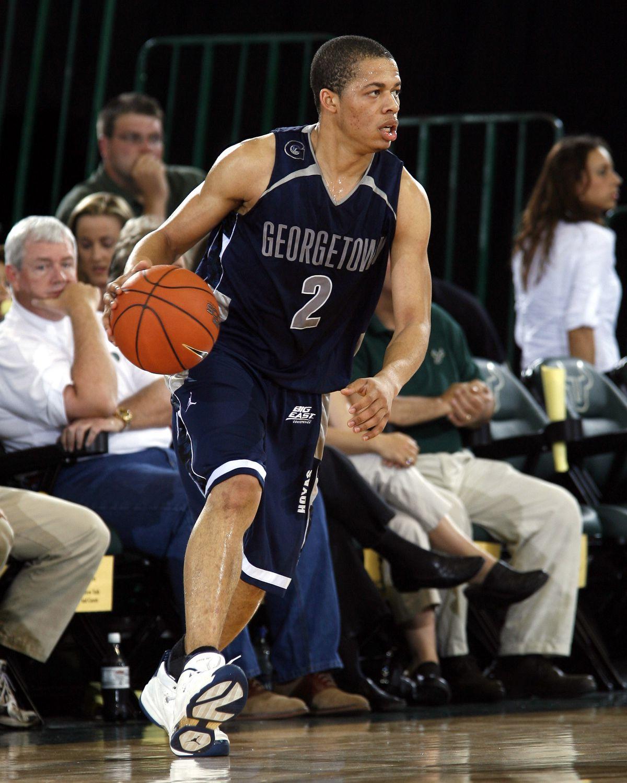 NCAA Men's Basketball - Georgetown vs South Florida - March 4, 2006