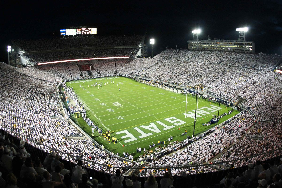 Ohio State travels to Beaver Stadium to face Penn State on Saturday night.