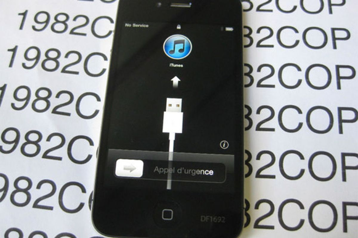 iPhone 4 prototype shows up on eBay - The Verge
