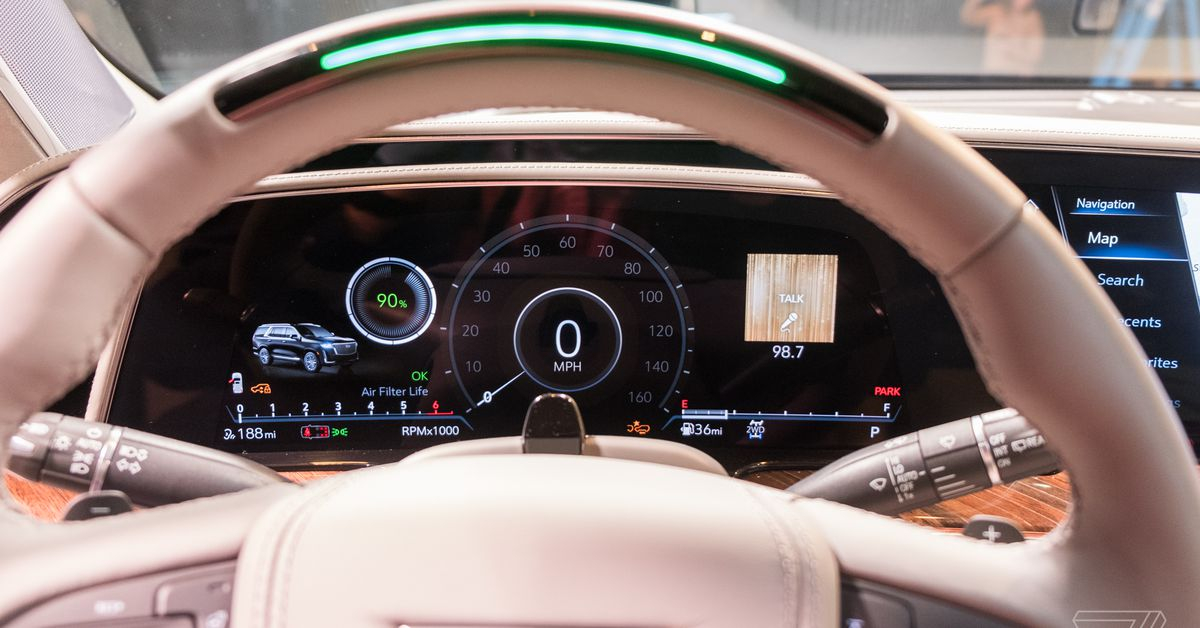Cadillac eliminates Escalade's hands-free driving feature due to lack of a chip