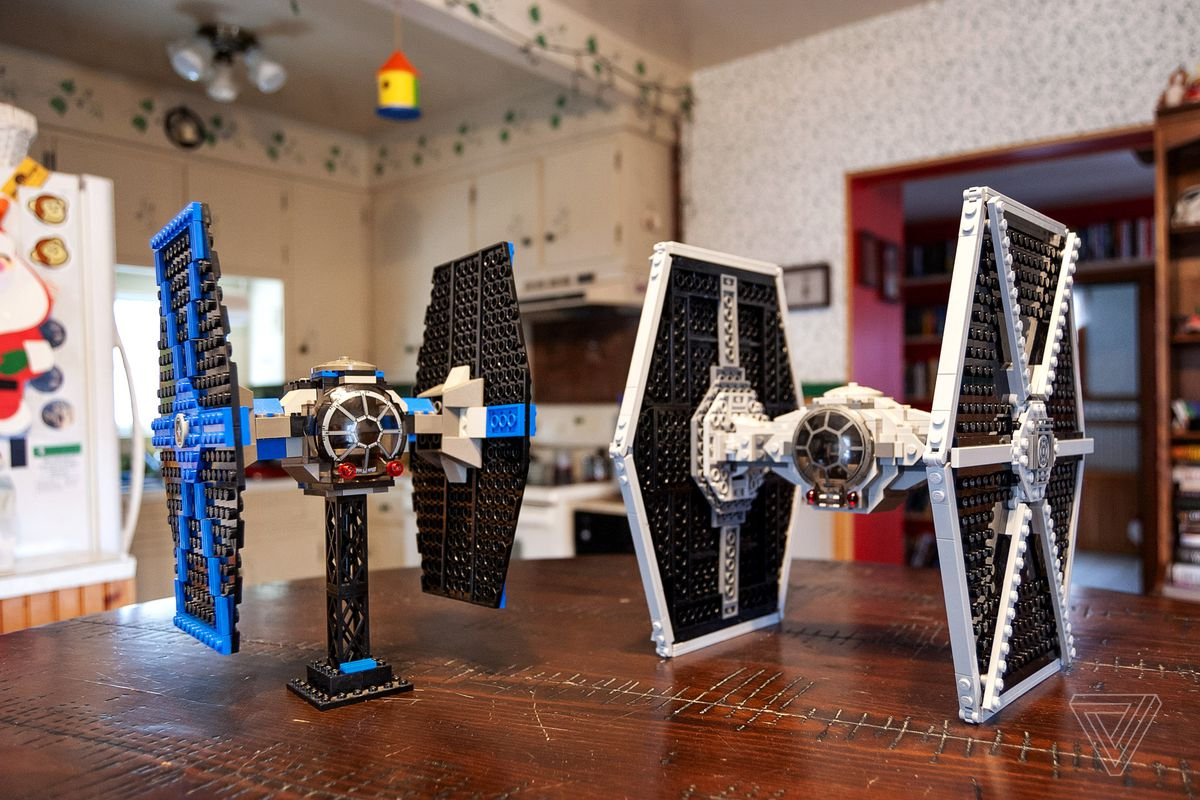 Lego's new TIE fighter for Solo: A Star Wars Story shows how
