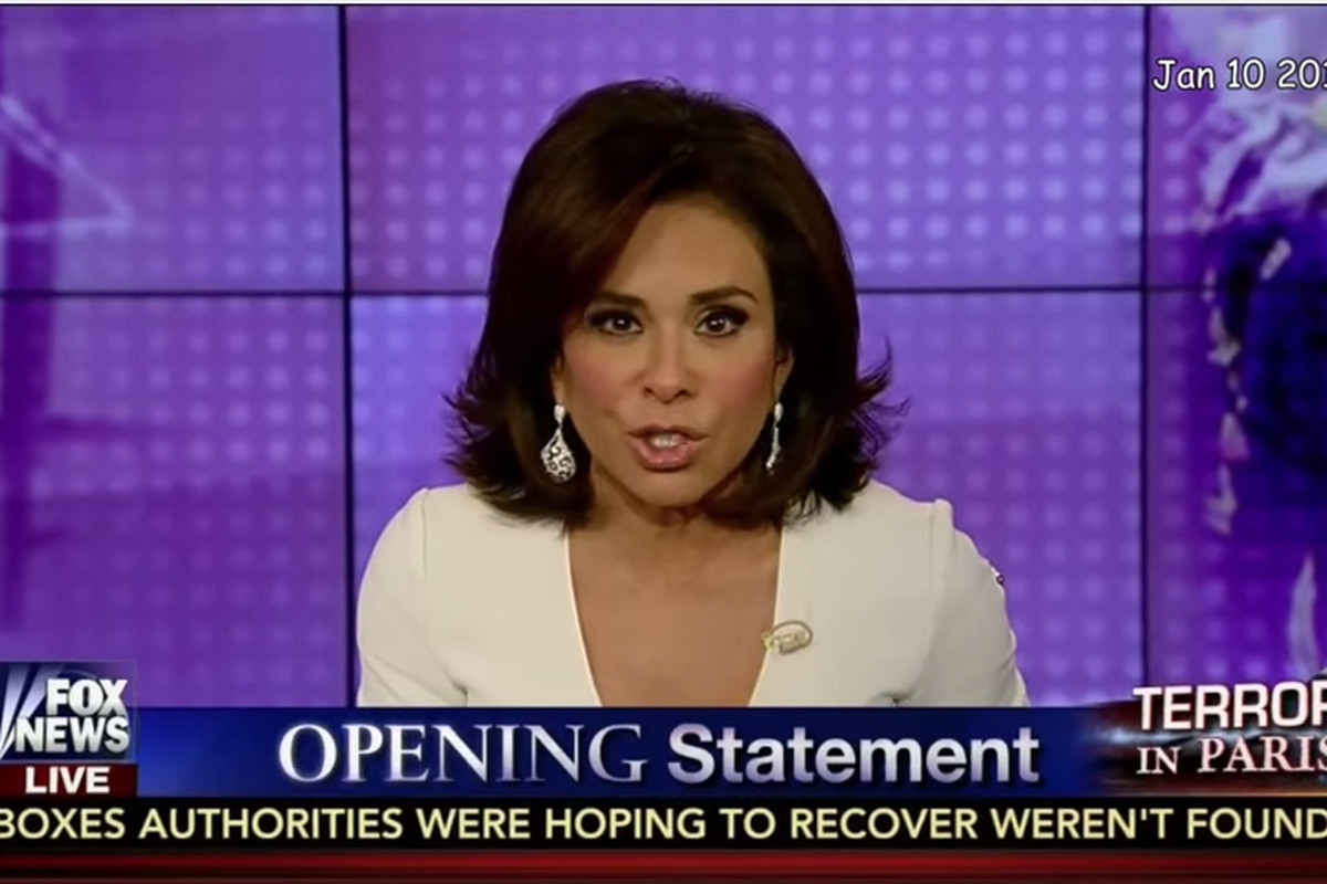 Fox News pulls Judge Jeanine show after Pirro's Islamophobic