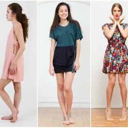 """<b>Erika Graham, <a href=""""http://racked.com"""">Racked National</a> assistant editor:</b> """"One of my last great dress purchases came from <b>Bib + Tuck</b>, an online resale <a href=""""https://www.bibandtuck.com/items?category_id=1"""">site</a> that has been stoc"""
