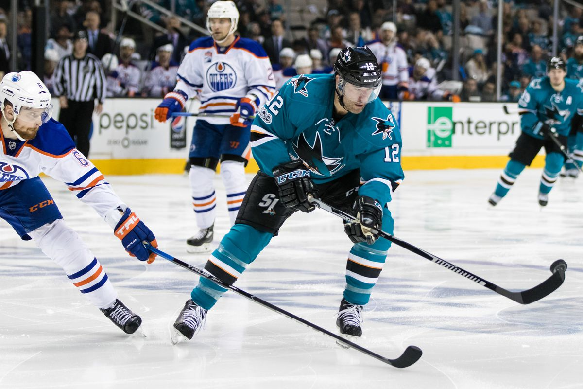 NHL: Stanley Cup Playoffs-Edmonton Oilers at San Jose Sharks