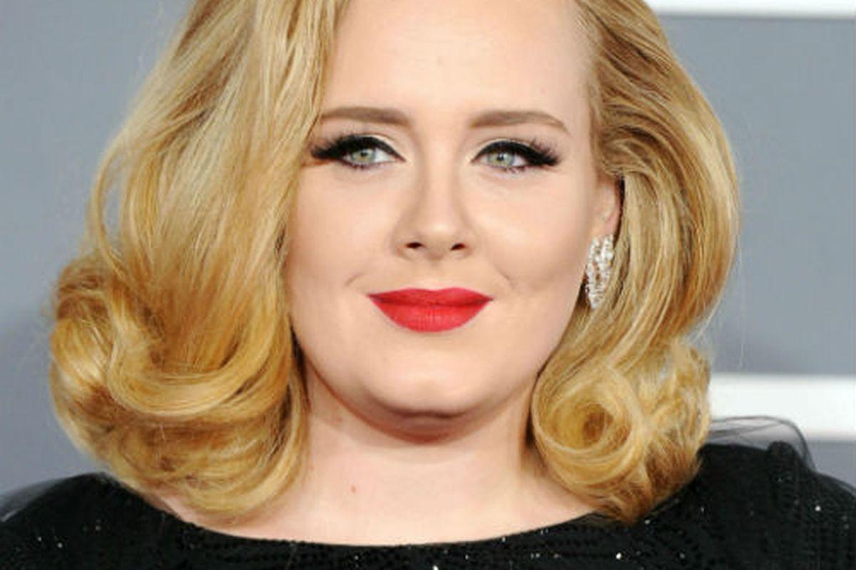 Adele, via Getty