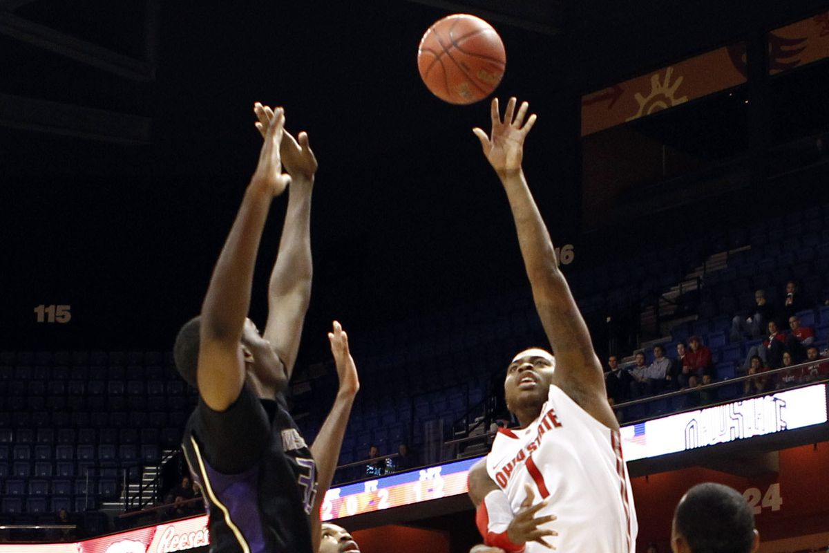 Deshaun Thomas matched a career high with 31 points.