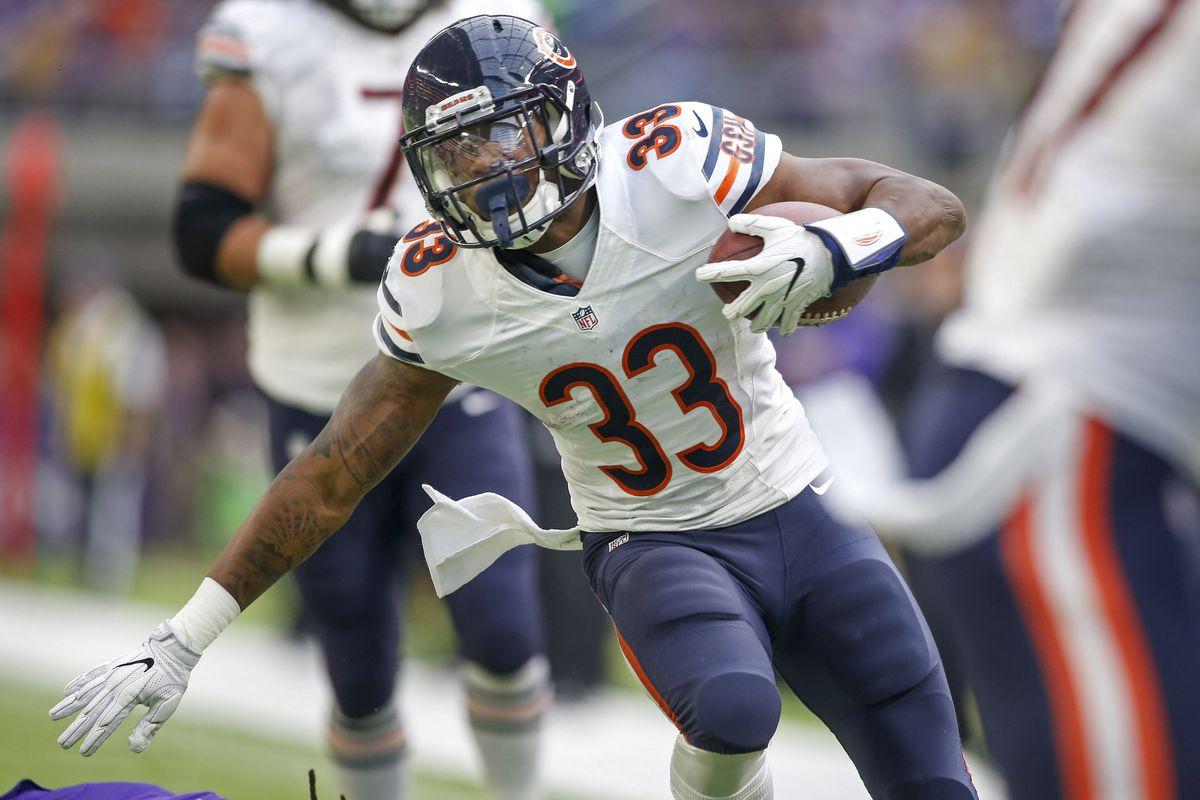 Chicago Bears 2017 Position Battles Who will back up Jordan