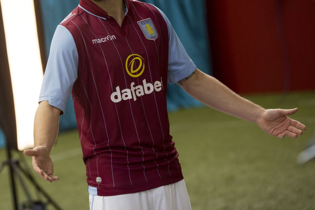 bf2938d8bc5 What's your all-time favourite Aston Villa kit? - 7500 To Holte