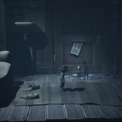 Little Nightmares 2 Glitching remains18