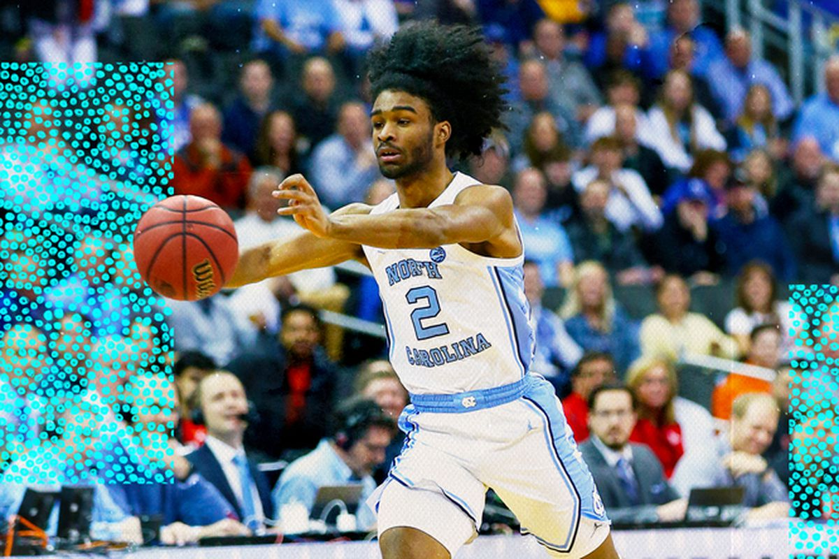 New Bulls point guard Coby White is built for buckets - SBNation com