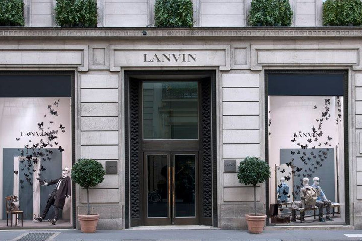 "Lanvin, Paris/Photo: <a href=""https://www.facebook.com/LANVINofficial"">Facebook</a>"