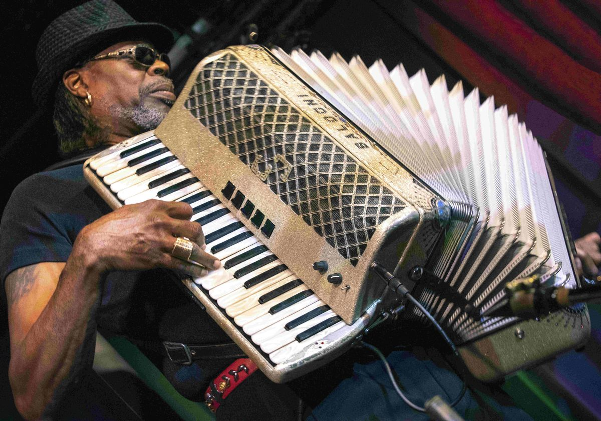 C.J. Chenier is among the lineup for FitzGerald's American Music Festiv
