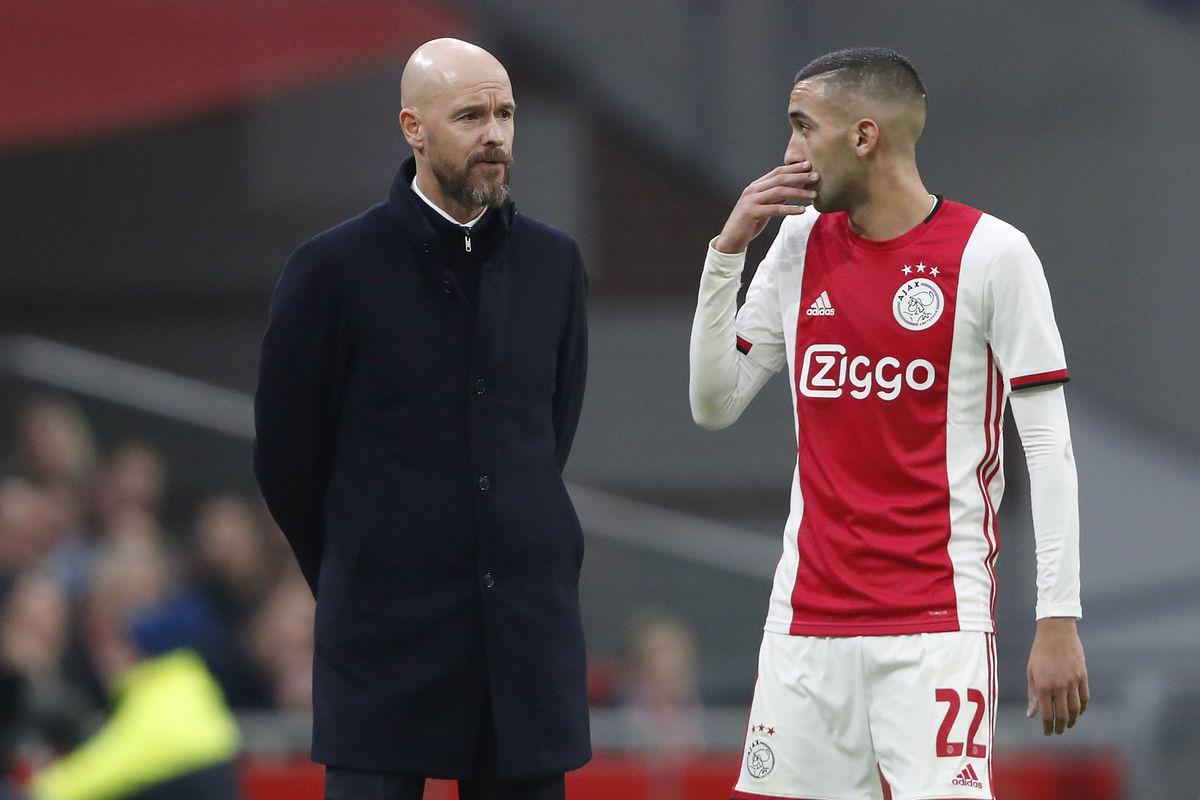 "Dutch Eredivisie""Ajax Amsterdam v ADO Den Haag"""