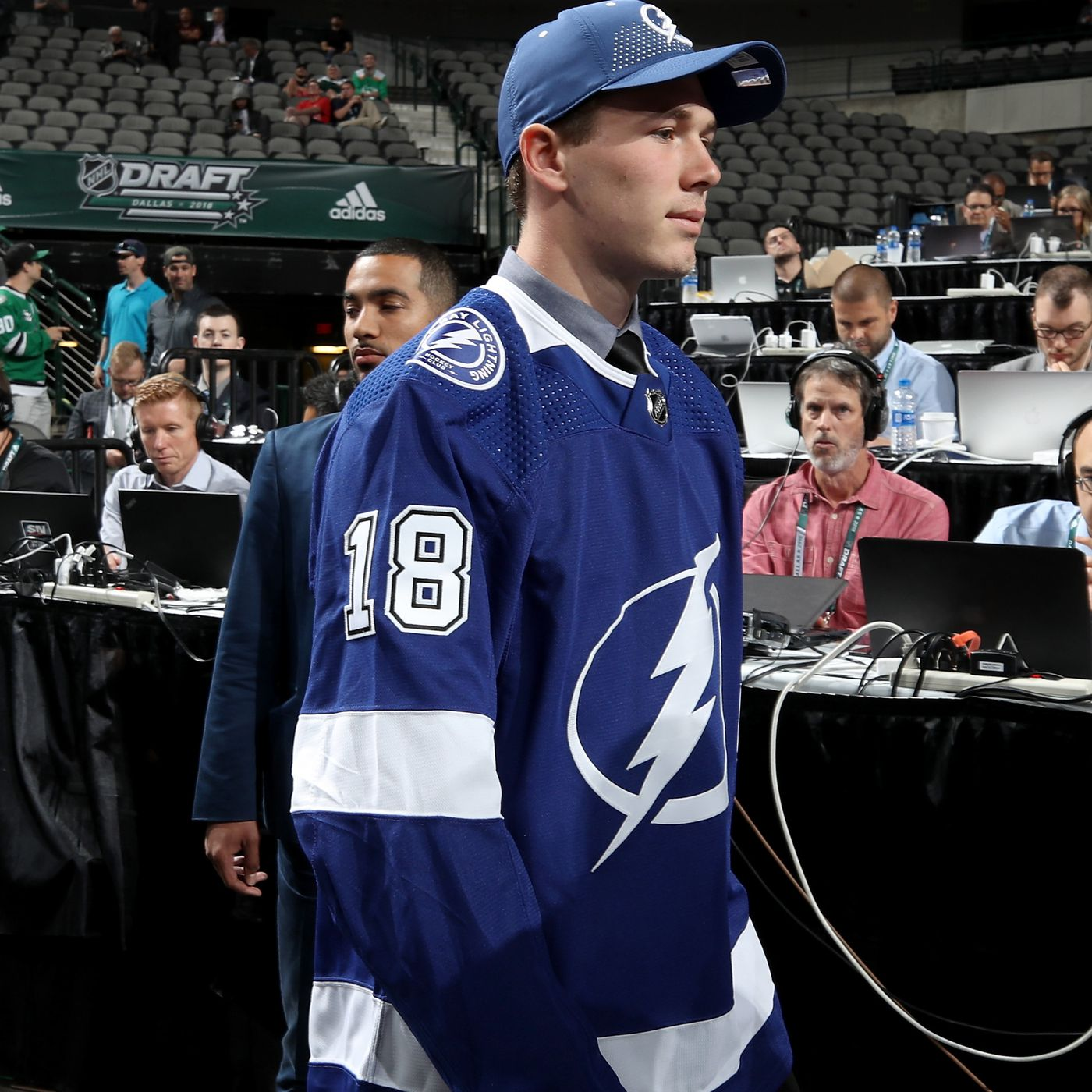 5b1c786d Tampa Bay Lightning draft profiles: Cole Koepke - Raw Charge