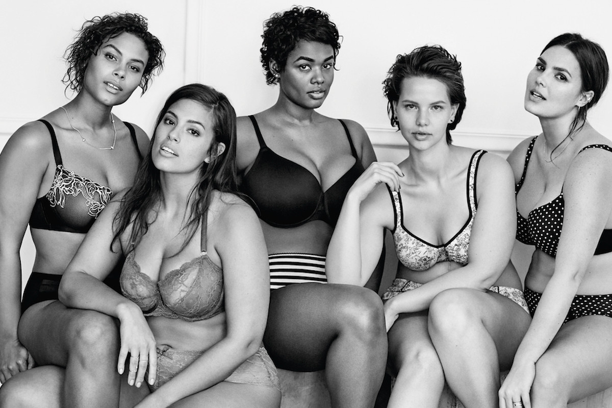 82869a6d748 Share Why Lane Bryant's New Plus-Size Lingerie Ad Struck a Chord. tweet  share Reddit Pocket Flipboard Email. Lane Bryant
