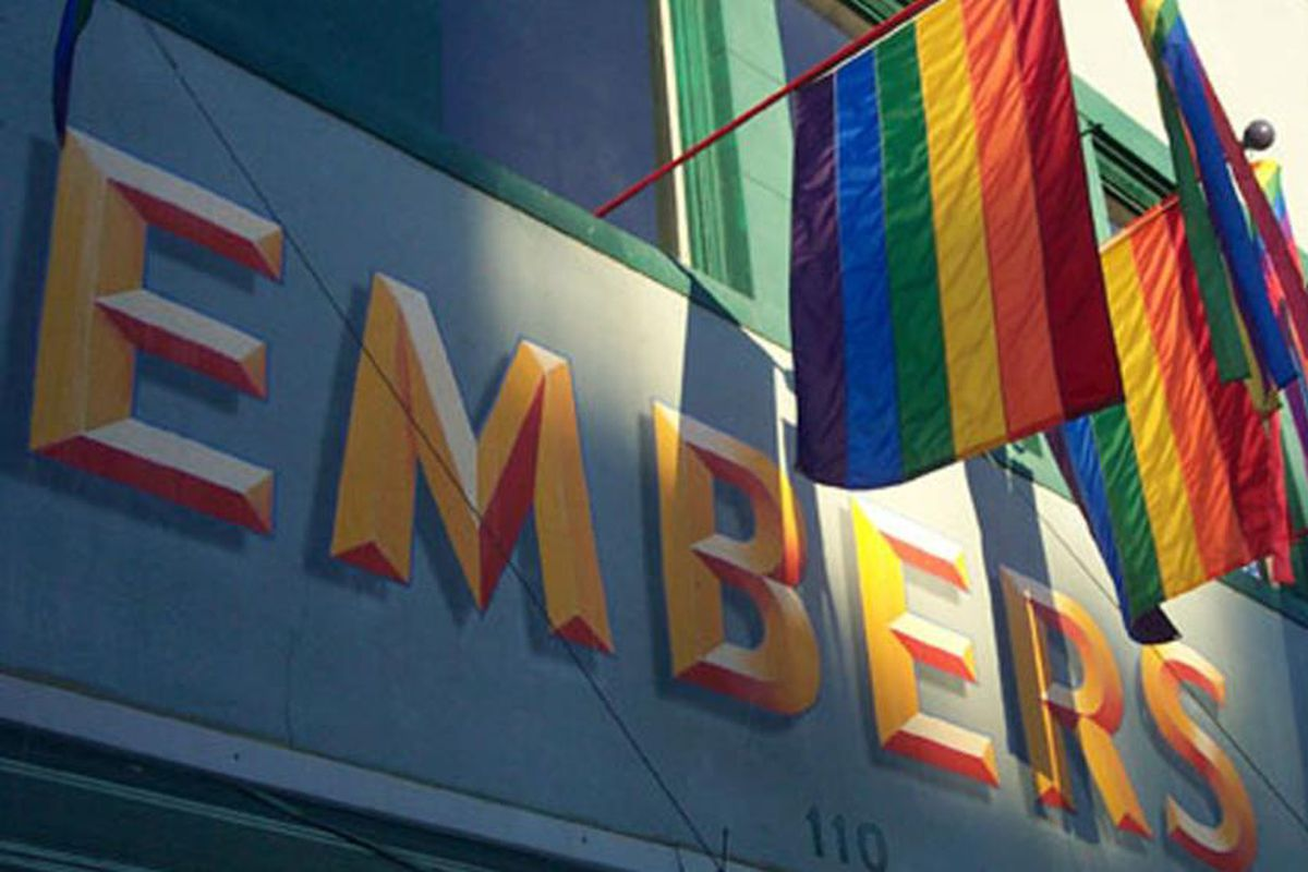 After 48 Years, Portland's Embers Avenue Gay Bar Will Shutter on Thursday