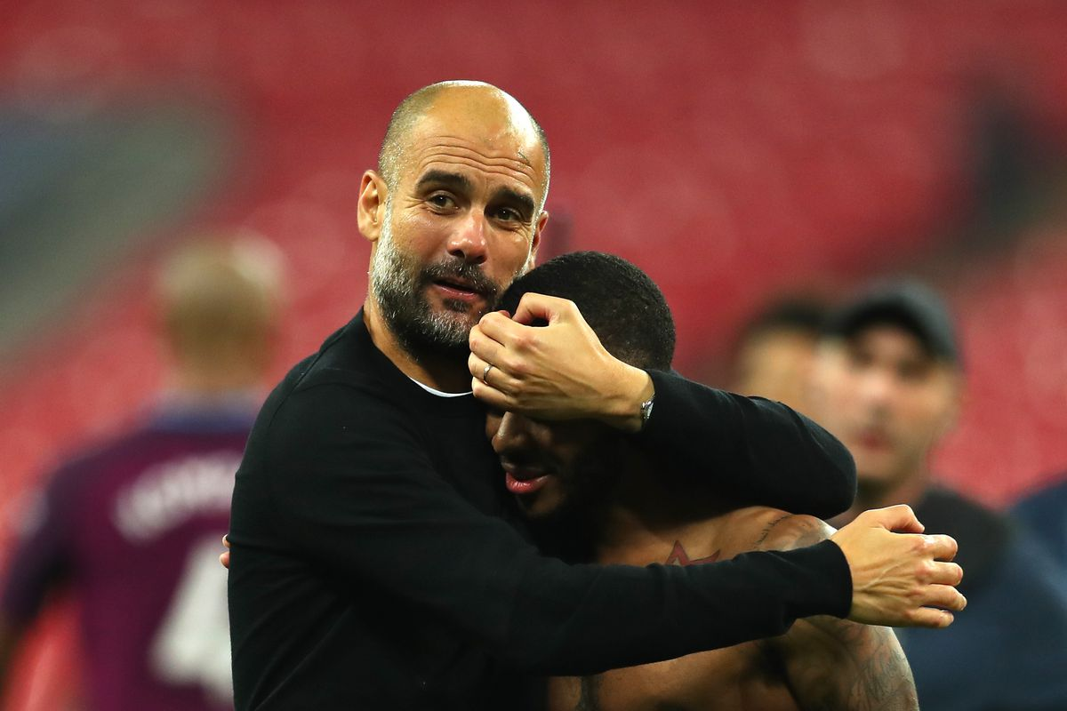 Gift-wrapped: Man City champions as United crash on Guardiola golf day