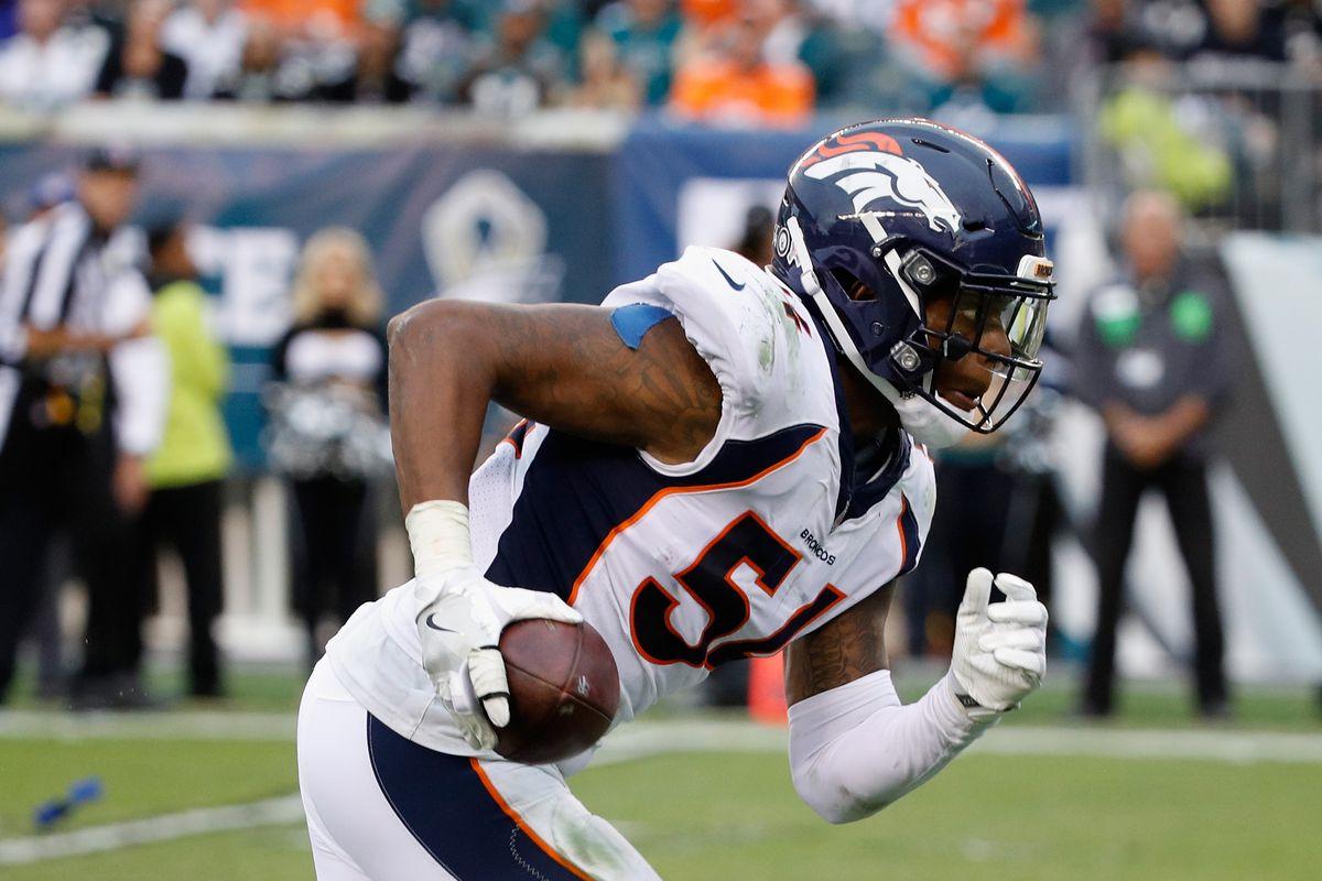 Denver Broncos vPhiladelphia Eagles