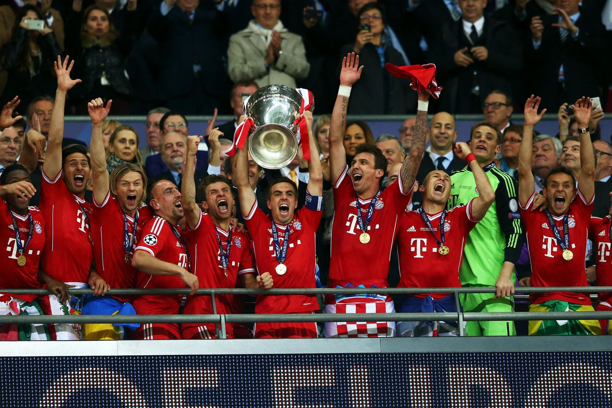 Bayern Champions League 2020