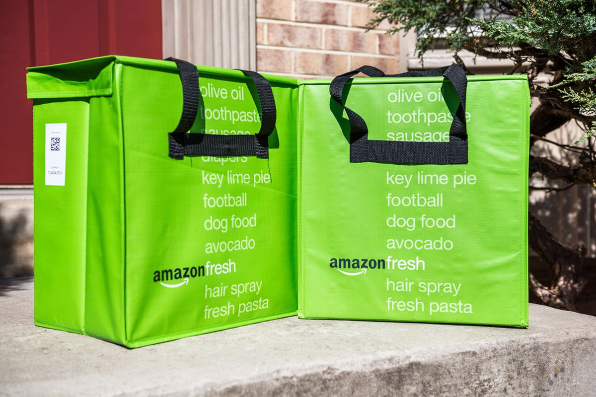 Amazon Could Start Working With Chains For Food Delivery Eater Seattle