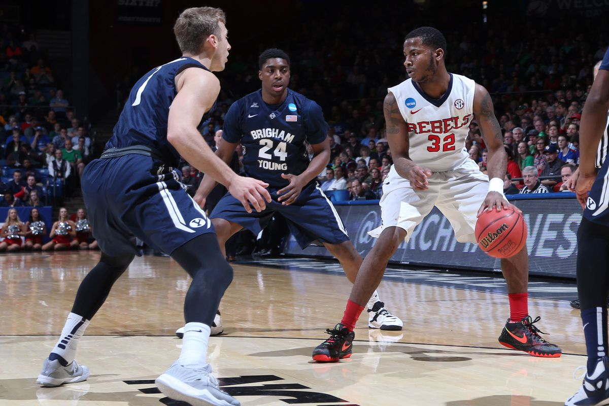 After a scintillating first half offensively, BYU's porous defense led to a First Four ouster against Ole Miss in the 2015 NCAA Tournament.