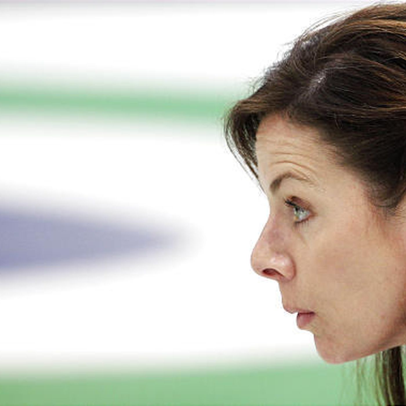 Anette Norberg 2010 winter olympics: sweden nudges canada for women's
