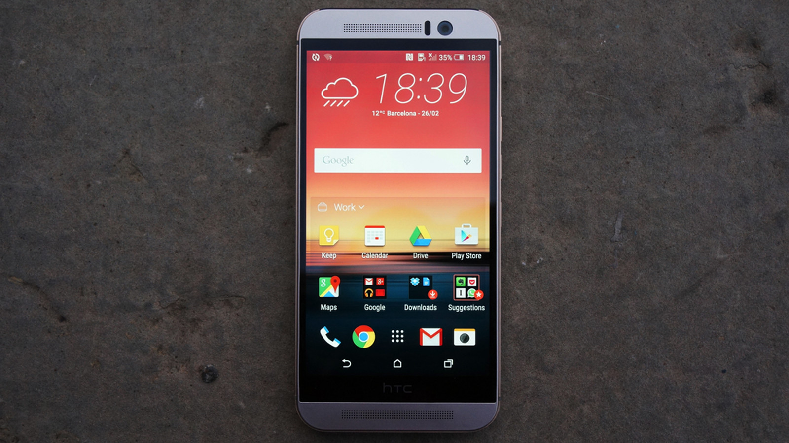 Htcs one m9 is the worlds most beautiful disappointment the verge buycottarizona Image collections