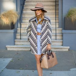 """<b>Julia Engel, <a href=""""http://galmeetsglam.com"""">Gal Meets Glam</a></b> <br> Gal Meets Glam's Julia Engel lives up to her blog's name. This San Francisco-based blogger dazzles us daily with her outfits, and we love living vicariously through her gorgeo"""