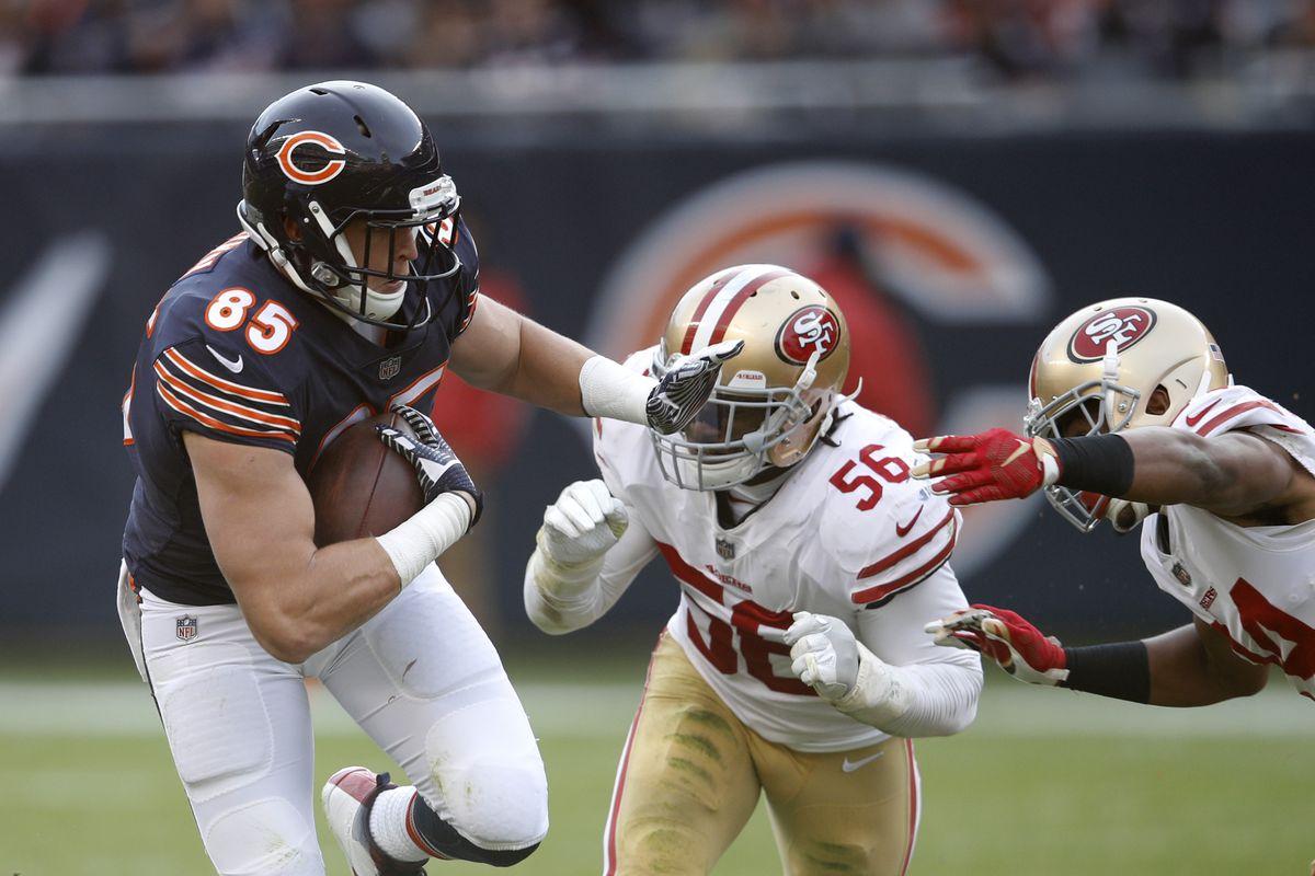 San Francisco 49ers v Chicago Bears