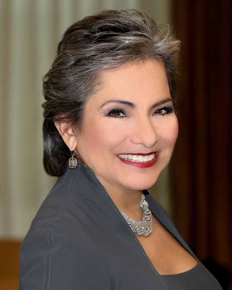 Gloria Castillo, president and CEO of Chicago United, a corporate membership organization that promotes multiracial leadership in business. |Provided photo