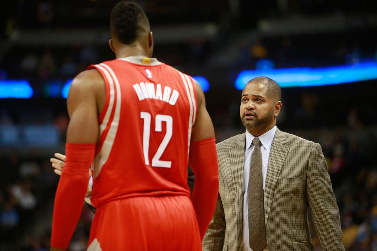 Howard receives a one game suspension while Bickerstaff gets a $10k fine.