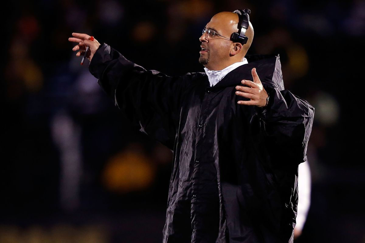 Just remember, coach - you leave Vandy, you leave the coat too.