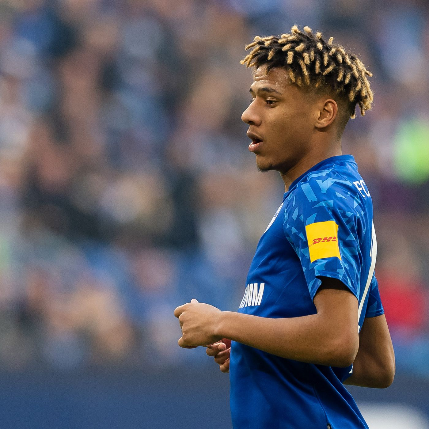 Jean-Clair Todibo named Schalke's Player of the Month - Barca Blaugranes