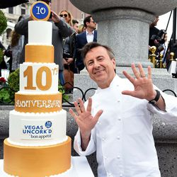 Daniel Boulud helps Vegas Uncork'd celebrate its 10th anniversary